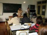 中国語授業風景
